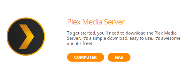 download plex meida server