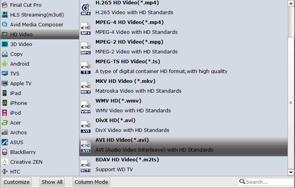Convert iPhone 8/X 4K Videos to Pinnacle Studio